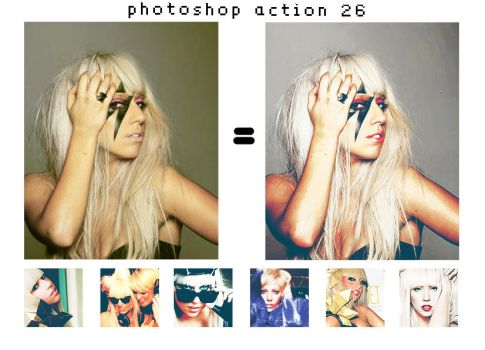 Photoshop Action 026 by ToxicActions