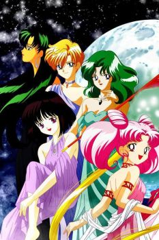 sailor moon in the universe by jessi193