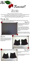 Sleeveless Shirt Tutorial by AshFantastic