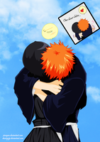 IchiRuki: Welcome Back by xinrynn