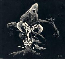 Violator Scratch Board by DeadElvi
