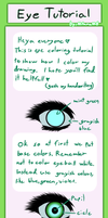 Eye Tutorial by MilanaMill