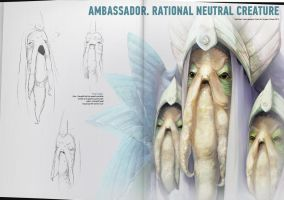 Ambassador. Rational neutral creature. by shpacia