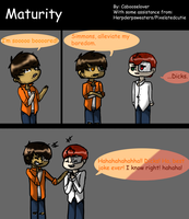 Maturity by Cabooselover