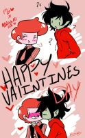 Happy V Day by Hozukami