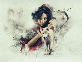Little red riding hood by ultradialectics