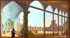 Isfahan by IRCSS