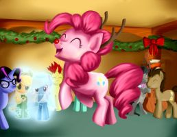 Draft Event Scene - Pinkie's Song by SouthParkTaoist