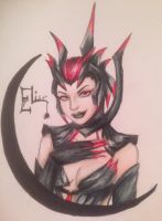 Elise by TheSoulsAria