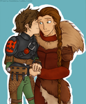 Mother and Son by Laven96