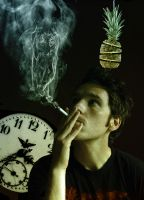 Smoking'll Kill You Over Time by ItComesFromMyHeart