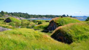 Suomenlinna at summer by joseluisrg