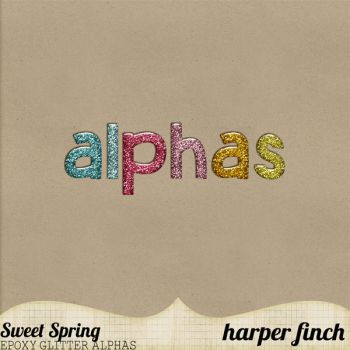 Sweet Spring Alphas by harperfinch