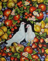 Love and doves by oliecannoligriffard