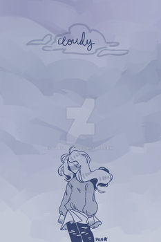 CLOUDY by pancok