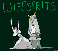 wifesprits by Sihira-Hedgehog