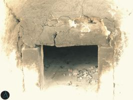Old Oven by ArizRamoz