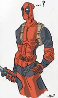 DEADPOOL by metroid05