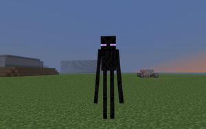 Enderman by ZingophtheEnderman