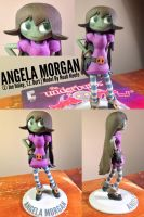 Figurine: Angela by BlockEraser