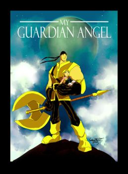My Guardian Angel the cover by WalterReynolds