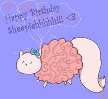 Belated Giftie for-Sheepieh by betlysquirrely