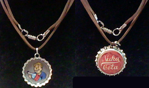 Fallout New Vegas Custom order finished by lcponymerch