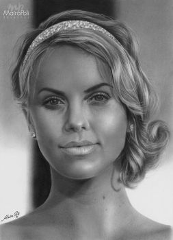 Charlize Theron by Mahbopoli
