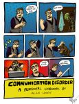 Communication Disorder #1 by AlexHoey