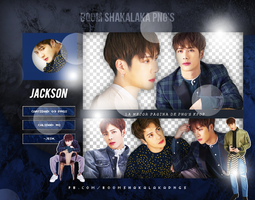 Jackson PNG PACK #1|GOT7 by UpWishColorssx