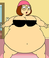 meg griffin after the holidays by soapmw3