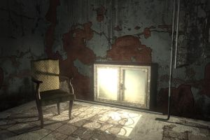 Abandoned Room 3D by Wallcrawler62