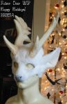 LARP Fallow Deer WIP by Magpieb0nes