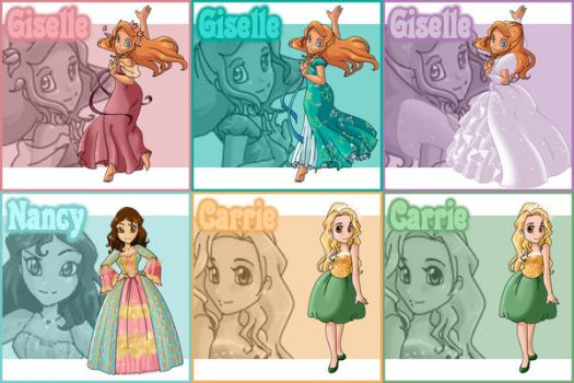 Patches: Enchanted by Street-Angel