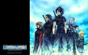 Final Fantasy VII: Crisis Core by MetalGearSolid211