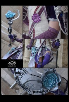 Details by CassyCosplay
