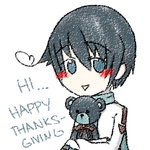 thanksgivin is 2marow by aoito95