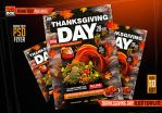 Thanksgiving Day Flyer Template by AndyDreamm