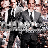 + Blend de Josh Hutcherson The boy Bread by OurDreamsComeTrue