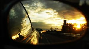Rearview Autumn by ChellyBean1606