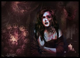 The fright night by annemaria48