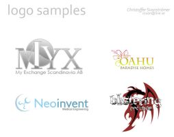 logo samples by zSwan