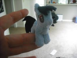MINI PLUSH!! by SecludedOtaku