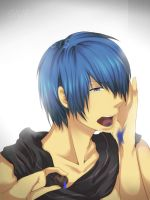 Kaito: Give me Sweets by Tuliblu