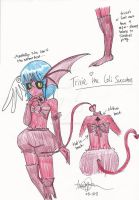 Trixie the loli succubus by Hinataiscute45