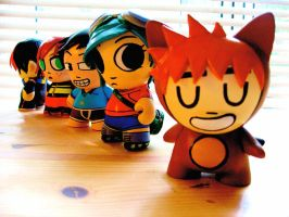 Scott Pilgrim Munnys 2 by sparr0