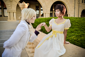Tamaki and Haruhi Cosplay | Ouran Finale 3 by CosplayInABox