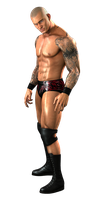 WWE SvR 2011 - Randy Orton by DecadeofSmackdownV2