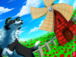 Windmill by Rashuu