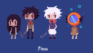 .flow sprites by NightMargin
